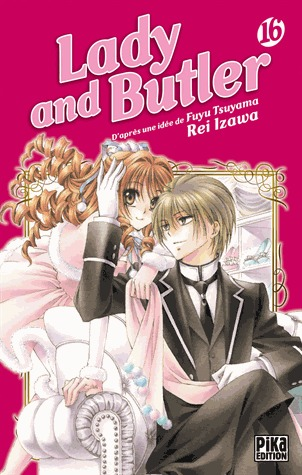 Lady and Butler # 16