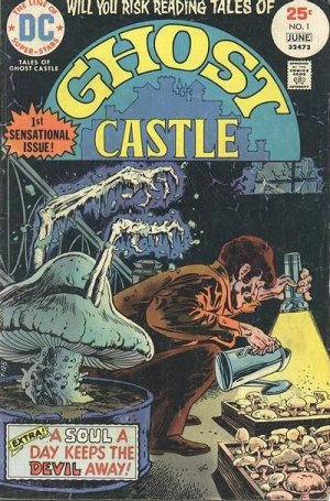 Tales Of Ghost Castle # 1 Issues