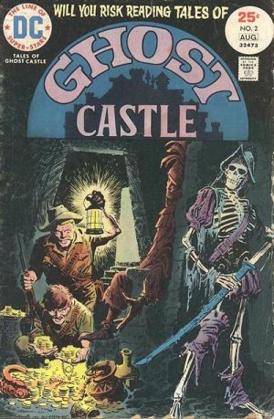 Tales Of Ghost Castle # 2 Issues