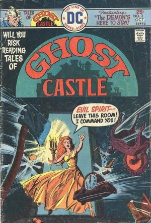 Tales Of Ghost Castle # 3 Issues