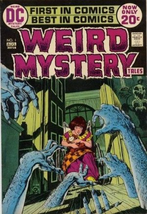 Weird Mystery Tales # 1 Issues V1 (1972 - 1975)