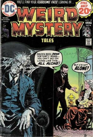 Weird Mystery Tales # 12 Issues V1 (1972 - 1975)