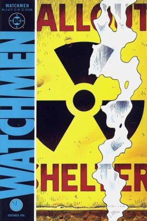 Watchmen - Les Gardiens # 3 Issues (1986 - 1987)