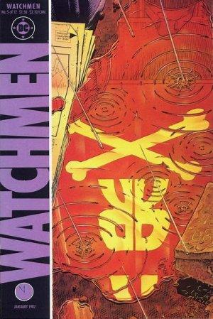 Watchmen - Les Gardiens # 5 Issues (1986 - 1987)