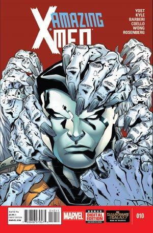 Amazing X-Men # 10 Issues V2 (2013 - 2015)