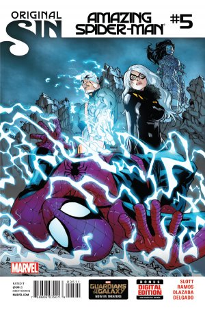 The Amazing Spider-Man # 5 Issues V3 (2014 - 2015)