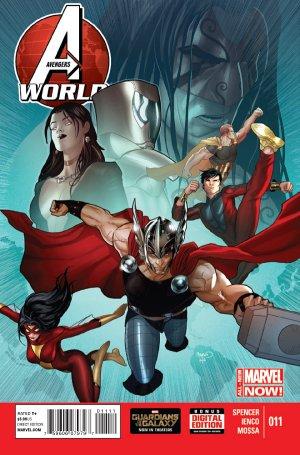 Avengers World # 11 Issues (2014 - 2015)