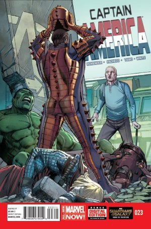 Captain America # 23 Issues V7 (2012 - 2014)
