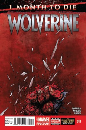 Wolverine # 11 Issues V6 (2014)
