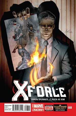 X-Force # 8 Issues V4 (2014 - 2015)