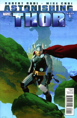 Astonishing Thor édition Issues (2011)