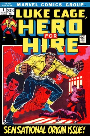 Hero for Hire # 1 Issues (1972 - 1973)