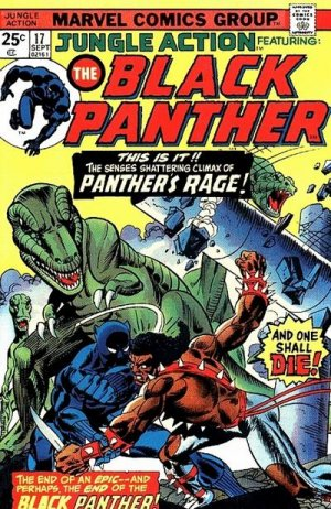 Jungle Action # 17 Issues V2 (1972 - 1976)