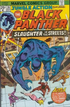 Black Panther # 20 Issues V2 (1972 - 1976)