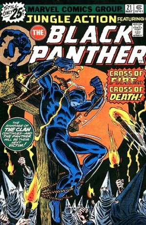 Black Panther # 21 Issues V2 (1972 - 1976)