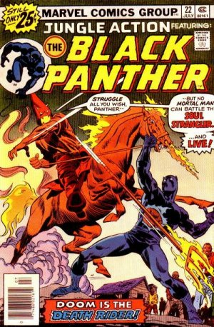 Black Panther # 22 Issues V2 (1972 - 1976)