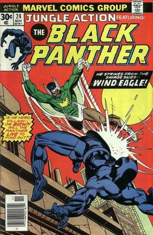 Black Panther # 24 Issues V2 (1972 - 1976)