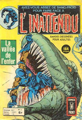 Avengers # 6 Kiosque (1975 - 1980)