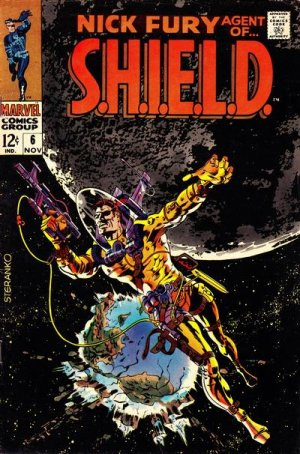 Nick Fury # 6 Issues V1 (1968-1971) - Nick Fury, Agent of SHIELD
