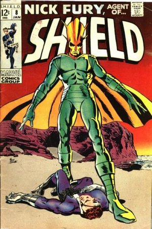 Nick Fury # 8 Issues V1 (1968-1971) - Nick Fury, Agent of SHIELD