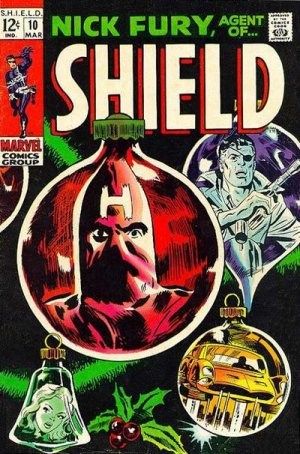 Nick Fury # 10 Issues V1 (1968-1971) - Nick Fury, Agent of SHIELD