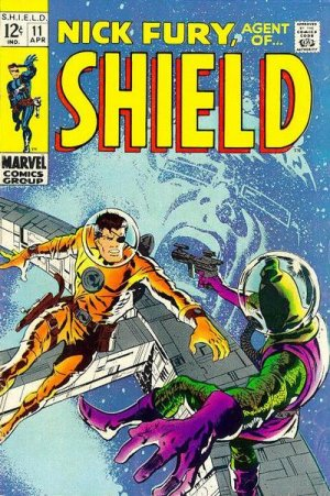 Nick Fury # 11 Issues V1 (1968-1971) - Nick Fury, Agent of SHIELD