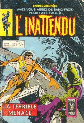 Nick Fury # 16 Kiosque (1975 - 1980)