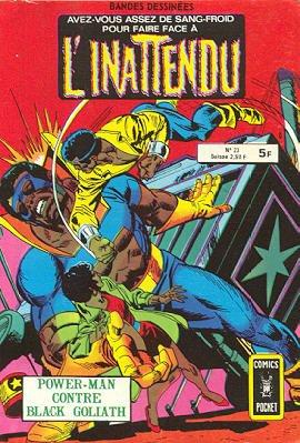 Nick Fury # 23 Kiosque (1975 - 1980)