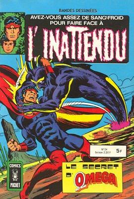 Nick Fury # 24 Kiosque (1975 - 1980)
