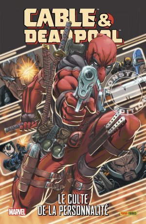 Cable / Deadpool # 1 TPB Softcover - Marvel Monster