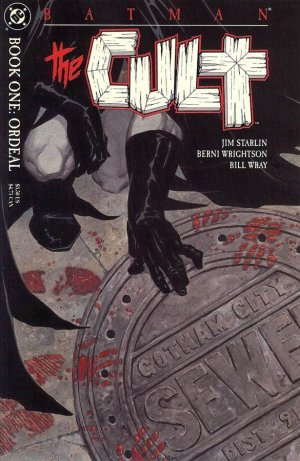 Batman - Enfer blanc 1 - Book One: Ordeal