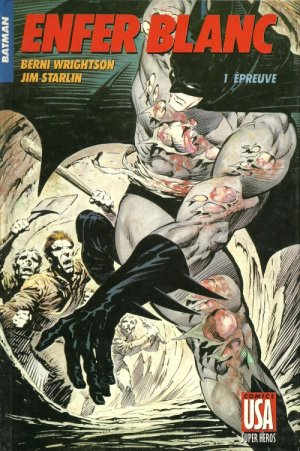 Batman - Enfer blanc # 12 TPB Hardcover (cartonnée)