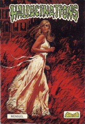 Hallucinations édition Kiosque (1987 - 1989)
