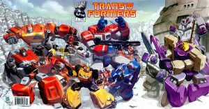 Transformers édition Issues V2 (2003)