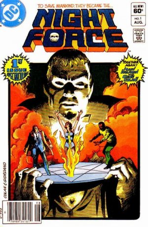 Night Force édition Issues V1 (1982-1983)