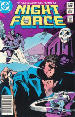 Night Force # 5 Issues V1 (1982-1983)
