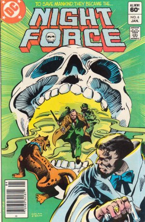 Night Force # 6 Issues V1 (1982-1983)