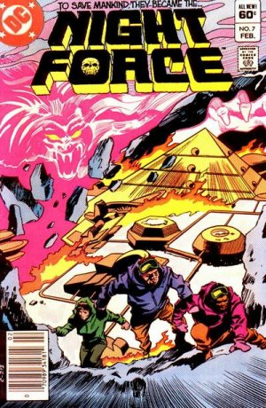 Night Force # 7 Issues V1 (1982-1983)