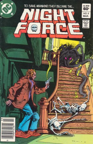 Night Force # 8 Issues V1 (1982-1983)