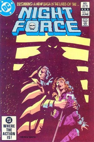 Night Force # 11 Issues V1 (1982-1983)