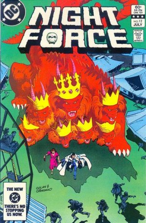 Night Force # 12 Issues V1 (1982-1983)