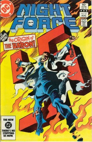 Night Force # 13 Issues V1 (1982-1983)