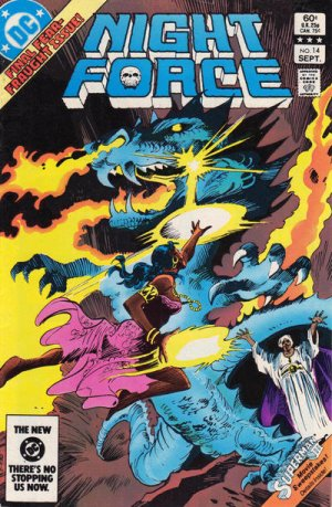 Night Force # 14 Issues V1 (1982-1983)