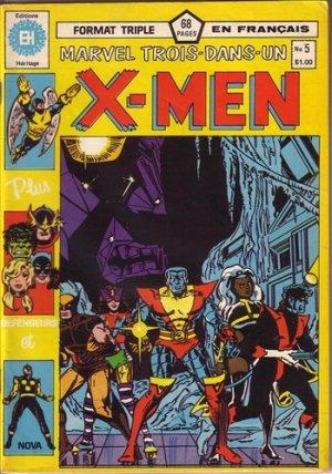 Uncanny X-Men # 5 Kiosque