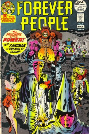 Forever people # 8 Issues V1 (1971 - 1972)
