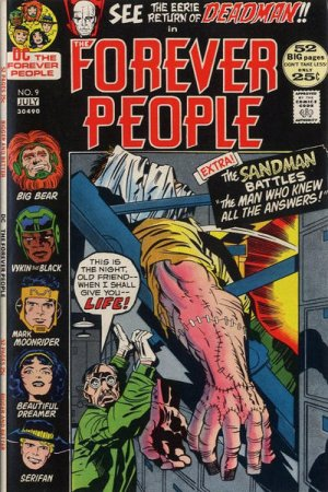 Forever people # 9 Issues V1 (1971 - 1972)