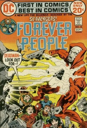 Forever people # 10 Issues V1 (1971 - 1972)