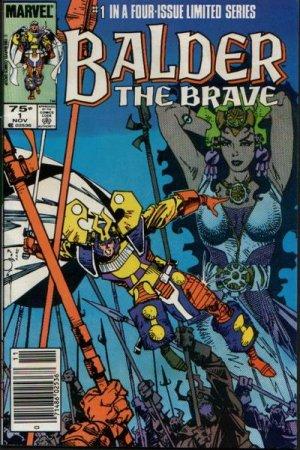 Balder the Brave # 1 Issues