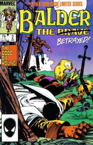 Balder the Brave # 2 Issues