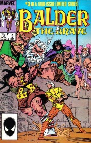 Balder the Brave # 3 Issues